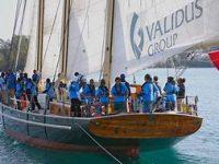 Skyport Donates to Bermuda Sloop Foundation & X-Roads Warriors