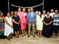 Department of Education Recognizes Contributions of Retiring Staff