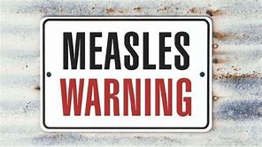 Ministry of Health Issues Measles Travel Alert