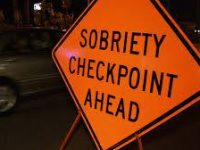 Police: Upcoming Road Sobriety Checkpoints: February 8th – 10th