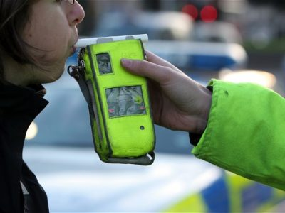 Police: Seven Impaired Motorists Arrested Between Friday Night & Sunday Morning