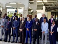 Premier Leads Delegation to CARICOM Meeting
