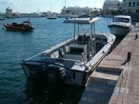 Marine Police Respond to Two Boats That Ran Aground in Great Sound