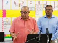 Department & Ministry of Education to be Relocated Out of St David's