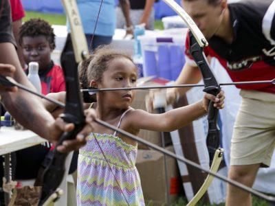 Health: Celebrating Wellness at Barr's Bay Park