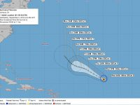 Updated: Florence Now a Category 3 Hurricane – The First of 2018 Season