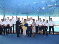 'Serenade of the Seas' Makes Inaugural Visit to Bermuda
