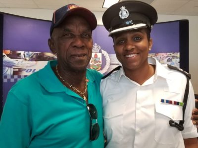 Superintendent Na'imah Astwood Now Highest Ranking Female Police Officer in BPS