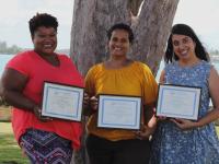 PRIDE Staff Trained to Train Teachers