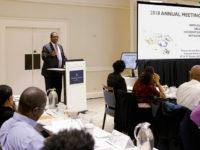 Minister Weeks Opens2018 Bermuda Drug Information Network Meeting