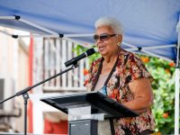 Former Teacher Rose Douglas Honoured on World Teachers' Day 2018