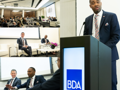 London-Bermuda Connections Celebrated at BDA Forum