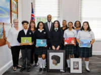 Premier Receives Artwork from Students of Mirrors Programme