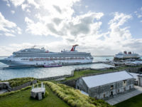 Bermuda Set For Extended Record Setting 2018 Cruise Ship Season With Disney Cruise Line