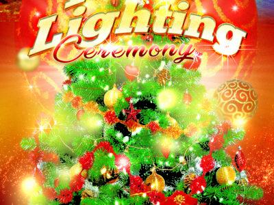 Inaugural Tree Lighting Ceremony at Dockyard This Sunday