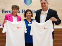 KEMH: Blood Donor Centre Thanks Donor Funding For Polo Shots