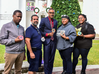 Bermuda Road Safety Council Chairman To Distribute Designated Driver Buttons Friday, 14 December