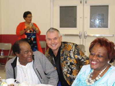 Afternoon Seniors Tea With MP Zane DeSilva 12 Years On & Still Growing