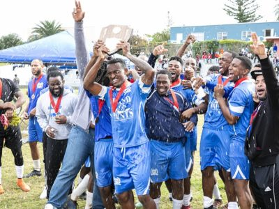 Sports Minister Congratulates New Year's Day Footballers