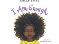 Book Review by Rosheena Beek: 'I Am Enough' by Grace Byers