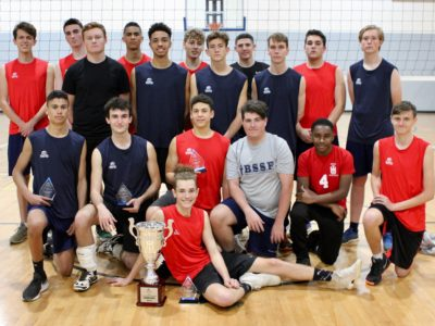 Bermuda Junior National Boys Volleyball Team Prepare For Upcoming Mizuno Boston Festival
