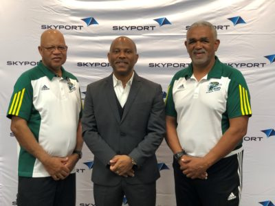 Bermuda Skyport Takes Over Former Telford Electric Magic Mile