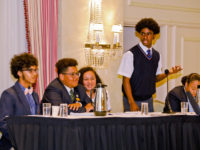 Sugar Tax Proposers Win Third Annual Bermuda Principles Youth Parliament Debate