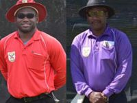 Selection of Inspector Carrington  Acting Sergeant Best to ICC America's Regional Umpires' Panel