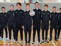 Junior National Volleyball Boys Team Represents Bermuda in Boston