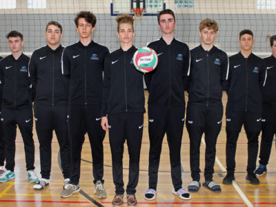 Junior National Volleyball Boys Team Represents Bermuda in Boston