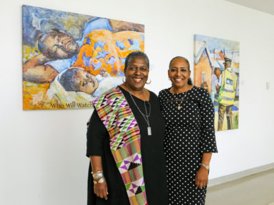 Cultural Affairs: Installing a Bermudian Flair in Government Buildings