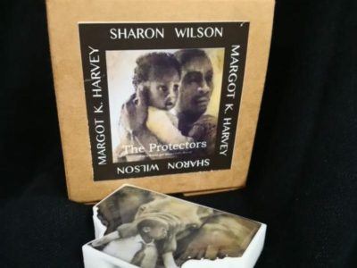 Bermudian Artist Sharon Wilson Set to Launch New E-Book Co-Authored by Dr Margot Kerry Harvey