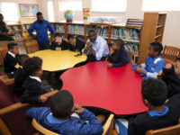 Minister Caines Visits Targeted Primary Prevention Programme