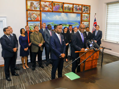 MP Dennis Lister III: The PLP Continues to Work Hard for the People of Bermuda