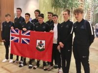 Volleyball Junior National Boys Team Represents Bermuda Well