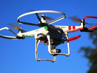 National Security: Drones Spotted in Restricted Airport No-Fly Zone