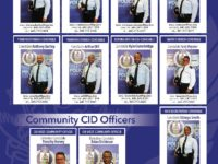 Police: Official Launch of Parish Constables & Community CID Officers