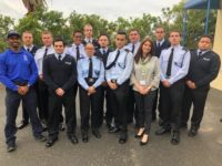 Police: Twelve Recruits on Foundation Course 79 Scars Certified