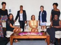 Minister Foggo Attends Women in Sports Banquet