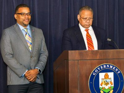Ministers Update on the State of Bermuda's Public School Buildings