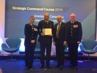 Deputy Commissioner Designate Darrin Simons Passes Course