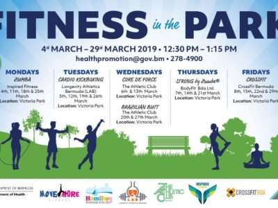 Department of Health Offers Free Exercise Classes
