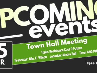 Public Invited to Town Hall Meeting on Healthcare Costs & What Lies Monday at 6pm