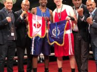Young Bermudian Victorious at Charity Canadian Police Boxing Event