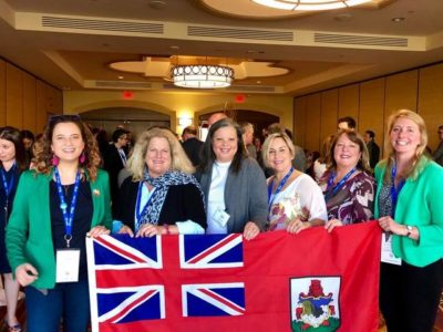 ICON 2019 – Six Attend International Conference for Fundraising Professionals