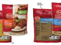 Health Ministry Announces Tyson Chicken Strips Recall