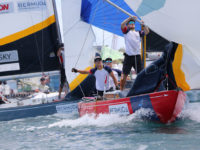 Williams, Berntsson on Course For Showdown at Argo Group Gold Cup