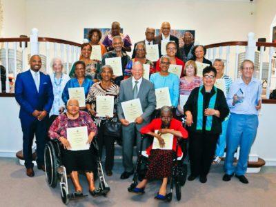 Bermuda's Seniors Honoured During Heritage Month 2019