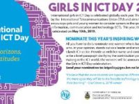 Reminder – Nominate This Year's Inspiring Woman in ICT