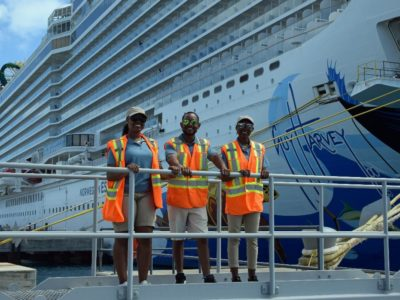 Wedco: Help is at Hand in Dockyard